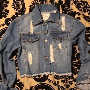 Brand New Denim Jacket Sz. Small